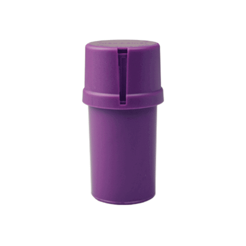 Medtainer 40 Dram Purple