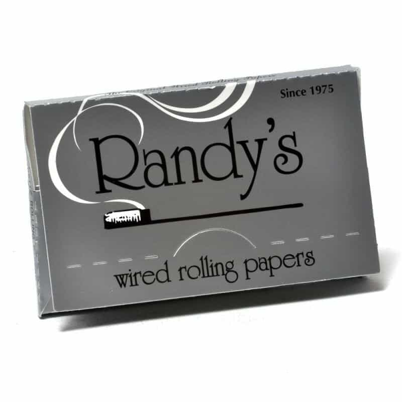 Placeholder Randy's Wired Rolling Papers 1-1/4″ – 1 Pk
