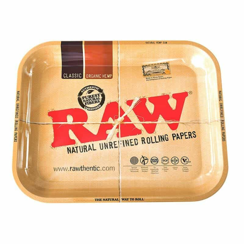 RAW Rolling Tray – Large