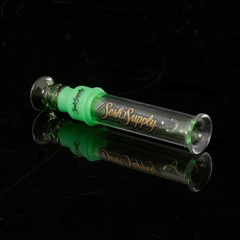 Sesh Supply Glass Blunt - Green
