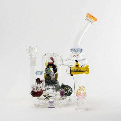 Empire Glassworks Illuminora Aquatics Recycler / 1