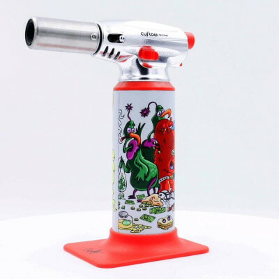 Custom Torch The Hold Up - Red - 01