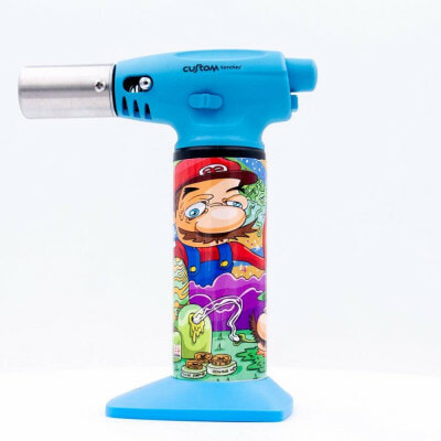 Custom Torches Nano Torch Dunkees Candy Land - Blue - 01