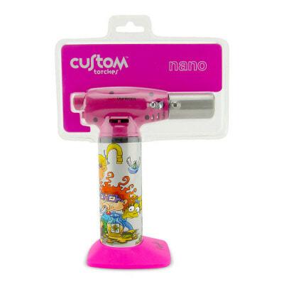 Custom Torches Nano Torch Kids Will Be Kids - Pink - 01