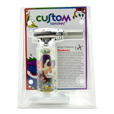 Custom Torches Dunkees Special Delivery - White - 01