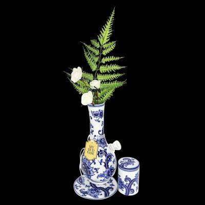 My Bud Vase Joy Water Pipe - 01