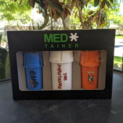 """The Medtainer """"The Simpsons"""" Stone-E-Mart Box Set (Exclusive)"""